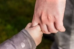 how is child custody determined in divorce