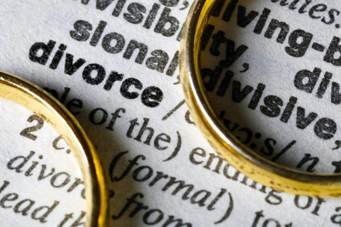 hire a divorce lawyer to represent your interests